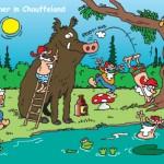 tomcartoon_Chouffeland(summer)