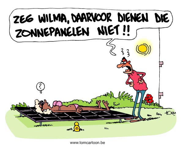 tomcartoon_energie-zonnepanelen