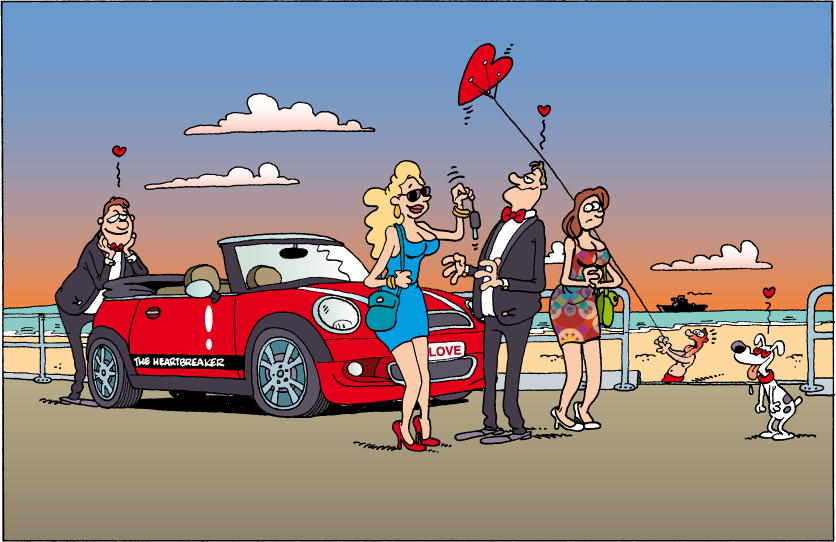 tomcartoon_mini-Cabrio