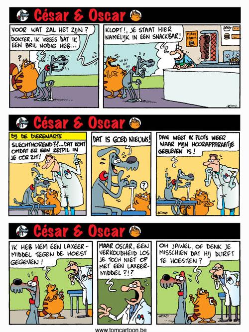 tomcartoon_stripje-Dierengeneeskunde